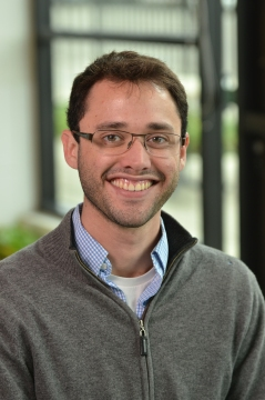 David Garfield, 2016 Cohort, Chemistry